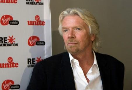 Richard Branson Unite Mobile