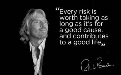 R Branson Every Risk is Worth Taking