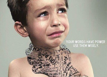 Use words wisely