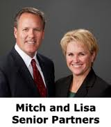 Mitch and Lisa w caption