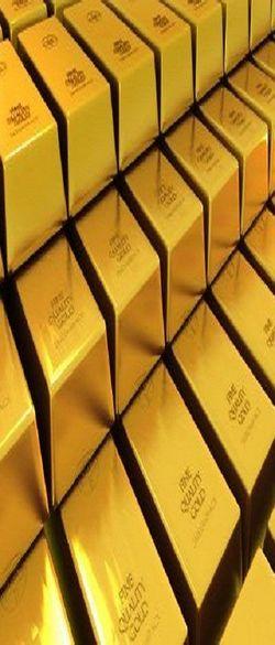 GOLD BARS 470 H x 1100 V  GoolePl Cover