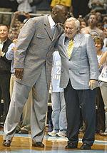 Michael Jordan, Dean Coach Basketball and Trial Prep