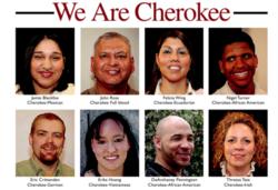 WE ARE CHEROKEE