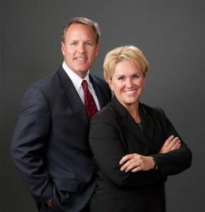 Mitch Jackson and Lisa Wilson