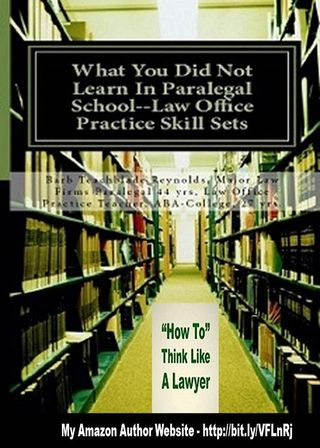 BOOK AND HOW TO THINK LIKE A LAWYER 2 - 500x700