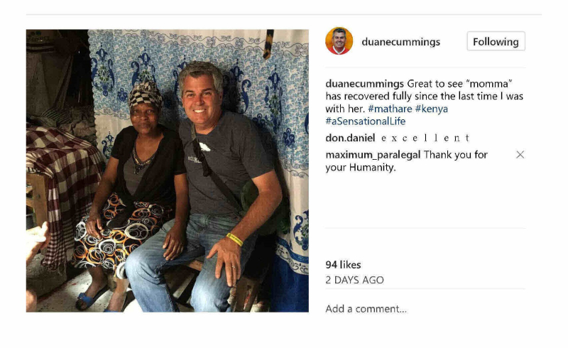 """Duane Cummings on Instagram_ """"Great to .."""