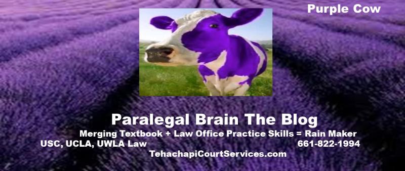 Paralegal blog 2